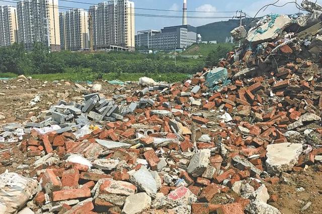 河北將嚴格建筑垃圾分類管理