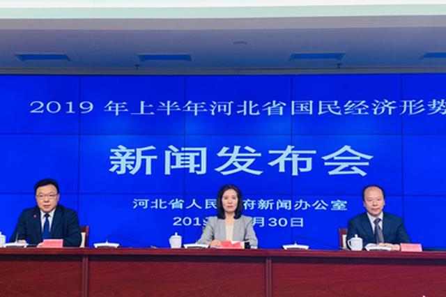 河北省交出上半年國民經濟成績單 同期增長7.1%