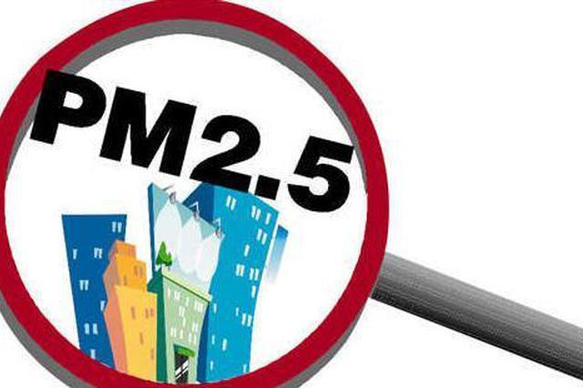 石家庄:PM2.5浓度排名前进3位 水源地水质均达标