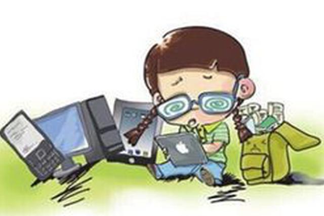 近七成受访中小学生家长称孩子暑假期间视力下降