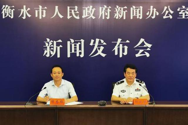 河北衡水警方7个月破获网络诈骗案件153起