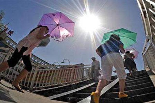 今天河北中南部最高温35℃ 未来2天河北多地有阵雨