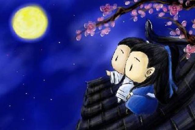 """今年中秋月系年中""""最小满月"""" 娇小玲珑惹人爱"""