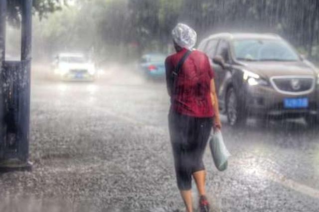 四川盆地雨势增强 北方寒凉南方高温升级