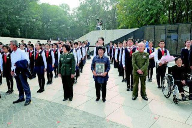 中国首用DNA技术确认无名志愿军遗骸身份