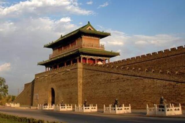 第二十四届中国北方旅游交易会在正定开幕 赵一德宣布开幕