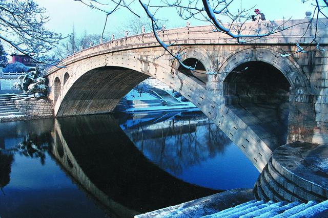 3D打印赵州桥:科技浪漫牵手千年古迹