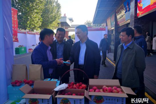 京津冀产销对接活动现场签约1.92亿元