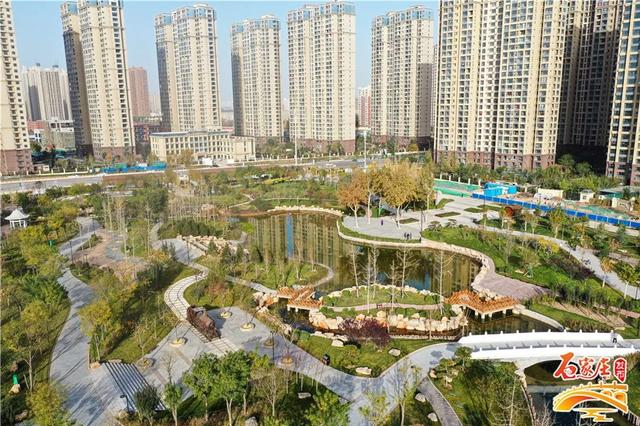 石家庄东北部新添一座主题公园 11月18日正式开放