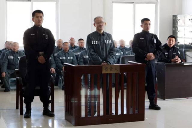 男子越狱脱逃22载终落法网 数罪并罚被判有期徒刑20年