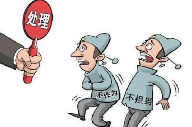 新华微评:莫让不作为慢作为凉了百姓心