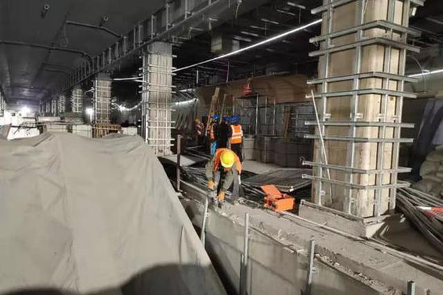石家庄地铁2号线一期工程将设3座特色站 风格各异