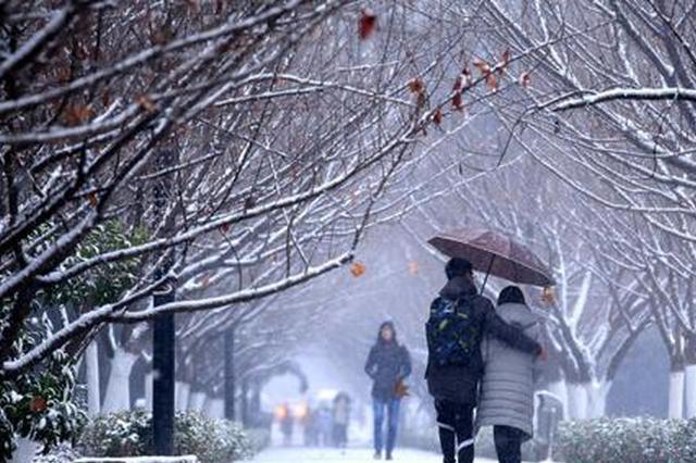 今冬以来我国最大范围降雪将至 今日降雪达鼎盛