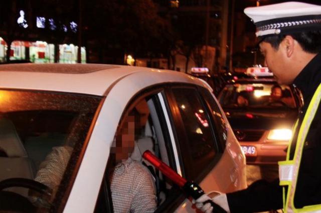 河北查处交通违法3681万余起 交警人均日查处2.5起