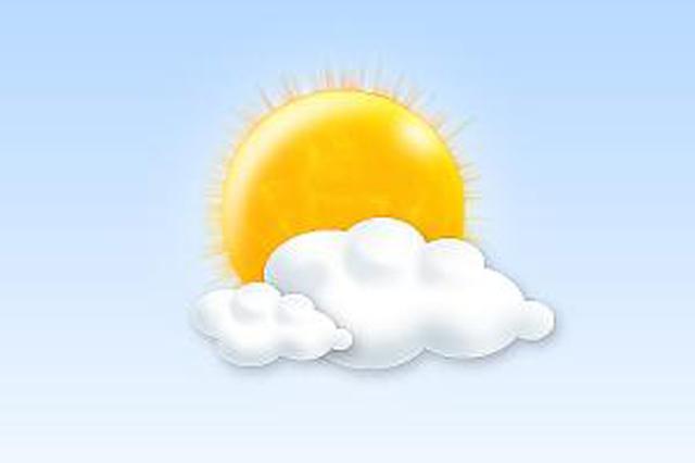 今天河北省云量增多 气温下降明显