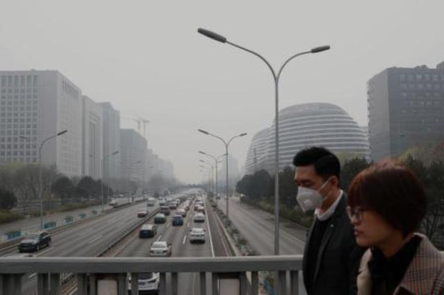 华北黄淮等地开始雾霾天气 南部和东南部海域有大风