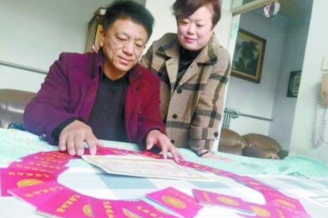 于国祥倪秀军夫妇:20年献血40000毫升