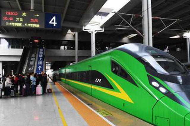 2020春运火车票明起开抢 回家路上将有这些新变化