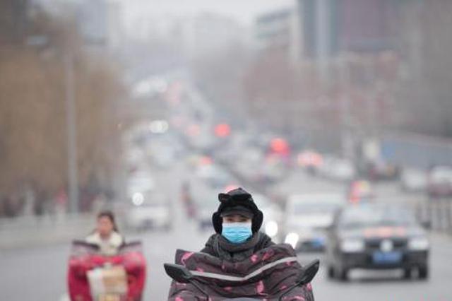未来3天华北西部有小到中雪 中南部有轻度霾