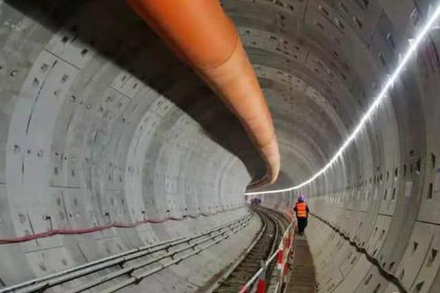地铁3号线最新进展:二期工程车辆段计划明年底完工