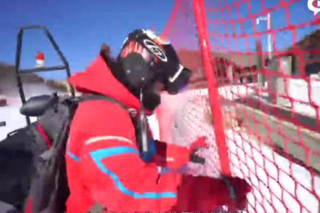 「冰雪四季」校园篇:河北体育学院教学实践结合 培育冰雪人才
