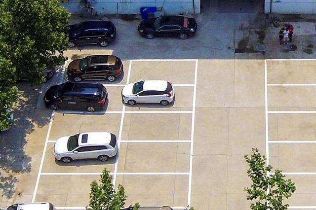 石家庄市中心新增一处地下停车场 本月免费