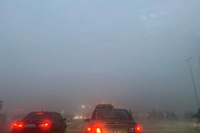 河北大雾降温齐上阵 下周雨雪频繁气温低