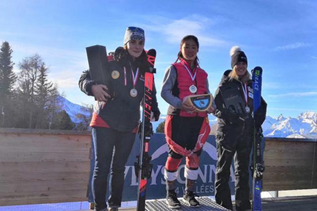 河北选手实现冬残奥雪上项目新突破