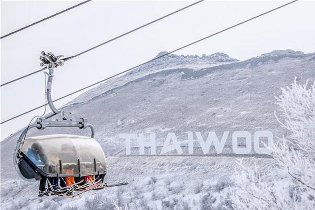 观察|京张高铁开通半月:冰雪激情升温 同城效应凸显