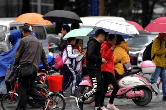 华北中南部黄淮汾渭有雾霾 江淮江南华南有较强降雨