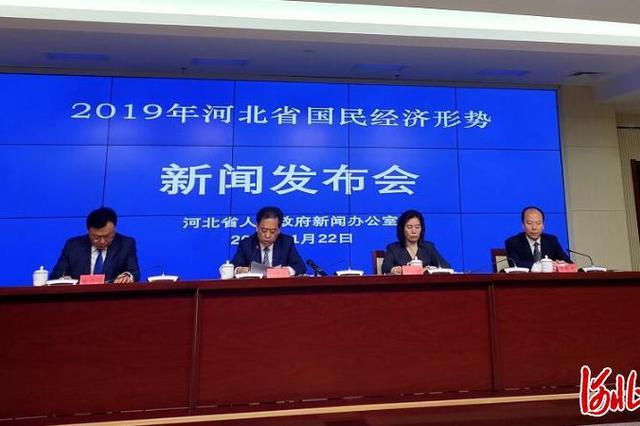 GDP同比增长6.8% 2019年河北省经济运行稳中有进稳中向好