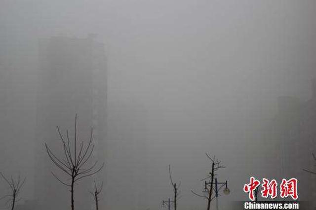 河北全省以晴为主 平原大部分地区有霾