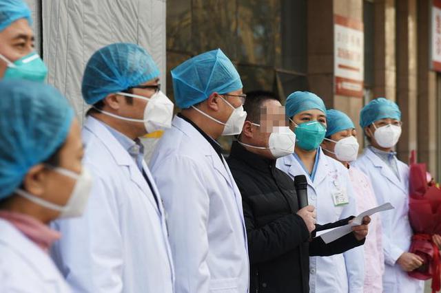 好消息!河北石家庄市首例新型冠状病毒感染的肺炎患者治愈出