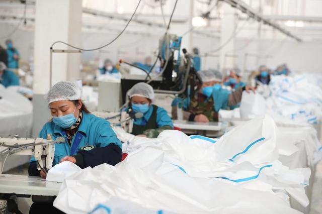 石家庄复工复产有序推进 规上工业企业已复工223家