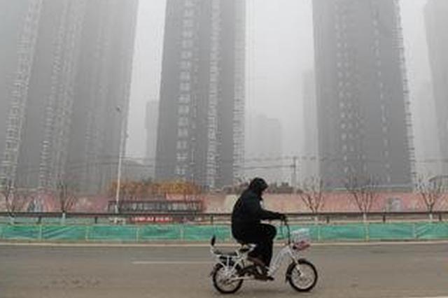 江南华南等地有中到大雨 华北黄淮江淮部分地区有大雾