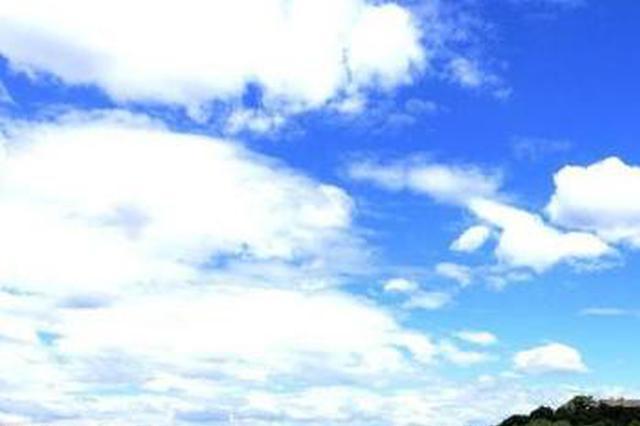 今天晴朗持续在线 各地气温稳步回升