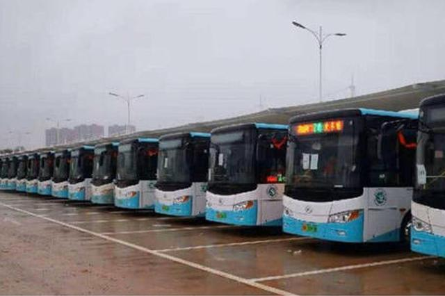 河北已有8市部分公交线路恢复运营