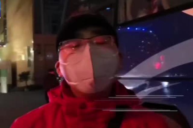 武汉,我们来了——第七批河北支援湖北医疗队抵达
