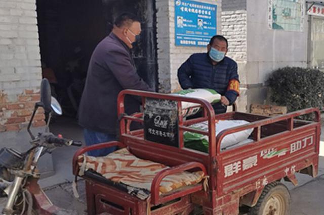 """衡水冀州区""""线上农业管家""""解决疫情期间春耕烦恼"""
