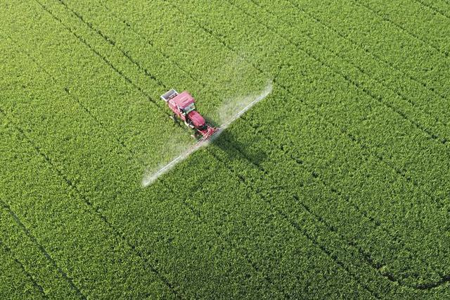 农药:可满足春耕需求