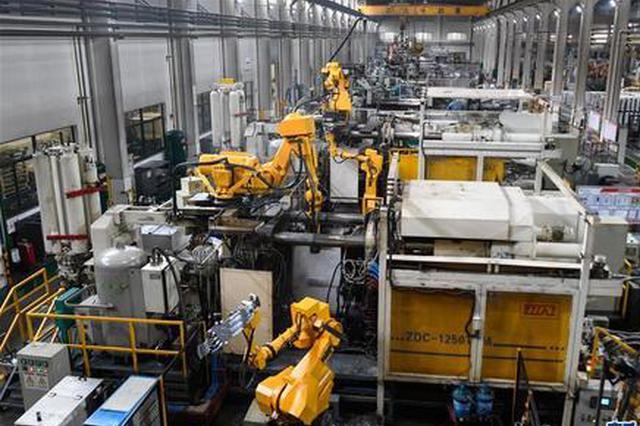 河北省年营业收入超100亿元的企业全部复工
