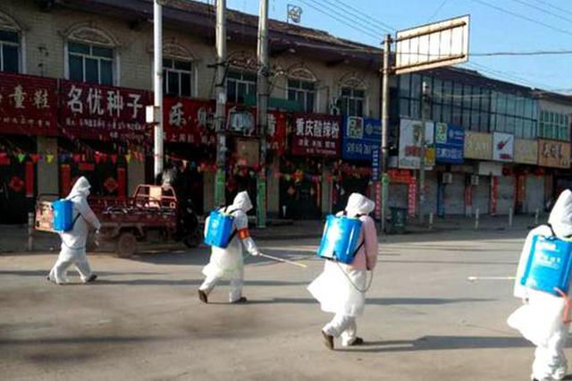 河北魏县:疫情防控公益岗优先安排贫困群众就业