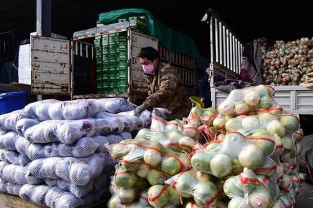 河北农业生产总体形势平稳