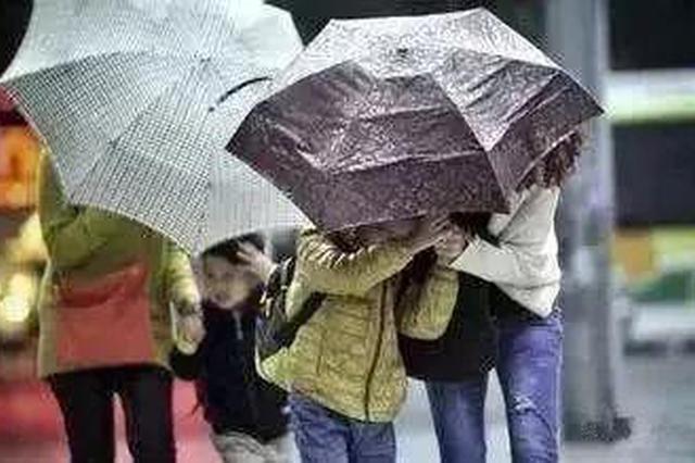 石家庄人注意 降雨降温马上就到