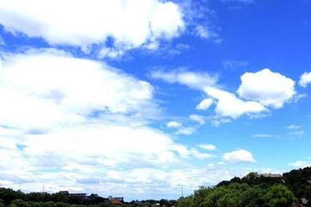 今日河北全省大部有风 气温多起伏注意添衣