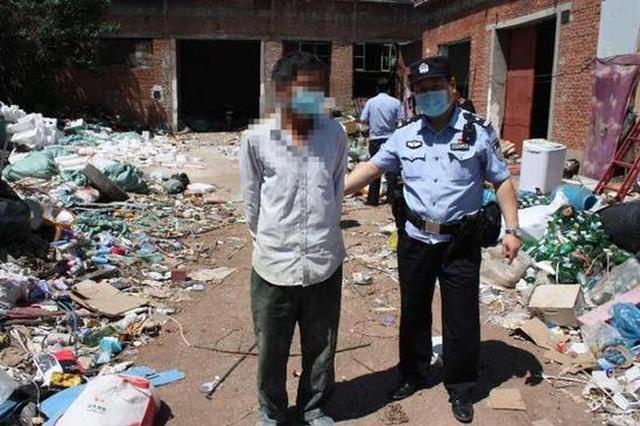 石家庄高新区公安分局4小时快速破获一起盗窃案