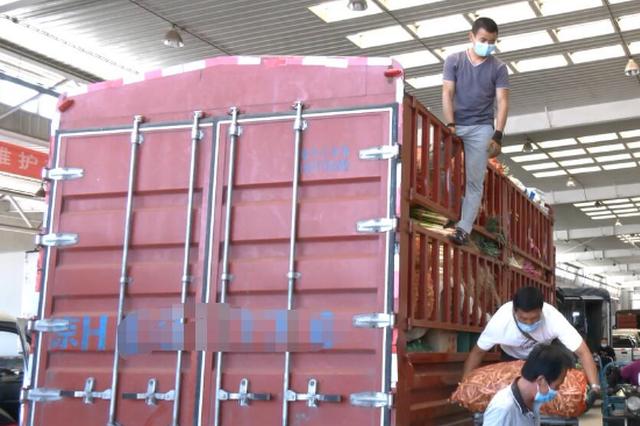 河北新发地:全力保障首都农配资 供应