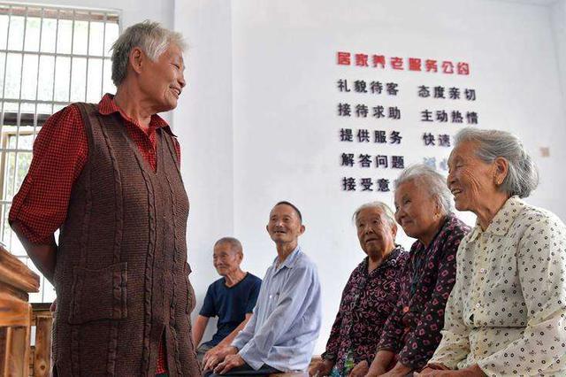 全国养老机构收住老年人超210万