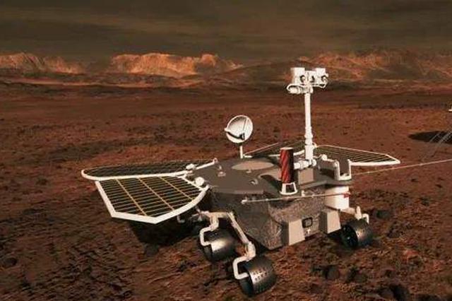 """""""天问一号""""火星探测器完成第一次轨道中途修正"""