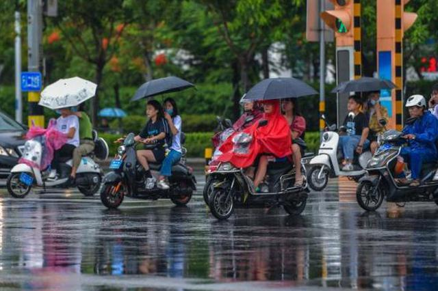 """台风""""黑格比""""影响浙江江苏等地 华北中南部将有强降雨"""
